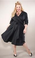 L: Pretty Dresses, Plussize, Dress Vintage, Party Dresses, Rosie Dress, Cute Dresses, Vintage Dresses, Vintage Style Dress, Plus Size Vintage