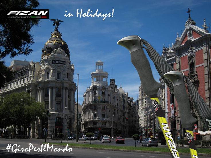 Fizan is on Holidays! #giroperilmondo Find out where our poles are? Which city is it? www.fizan.it