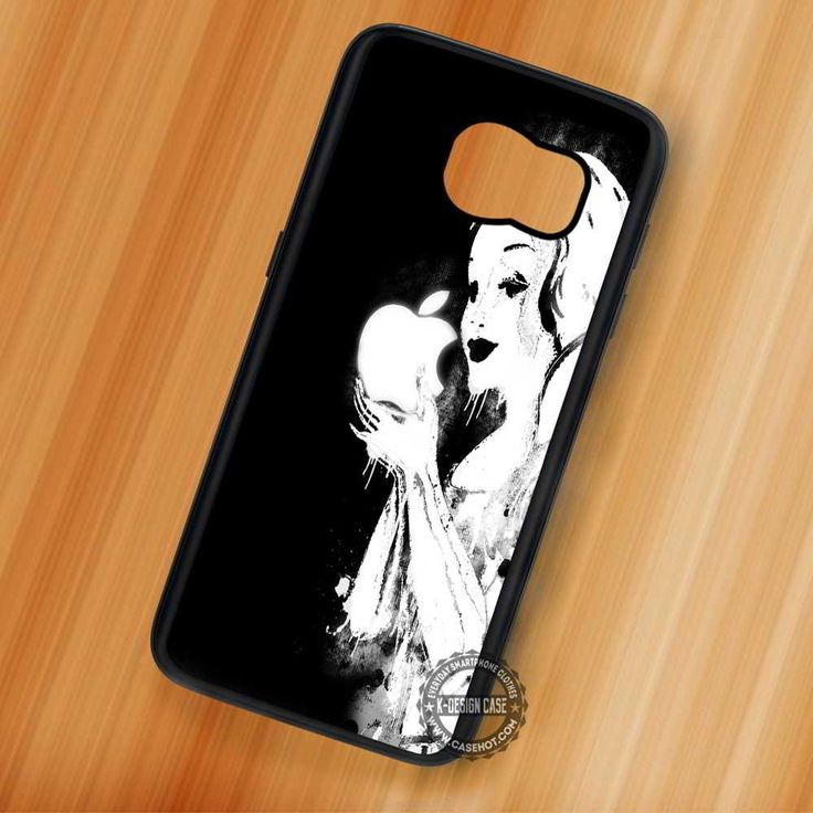 Beautiful Disney Princess Snow White Apple - Samsung Galaxy S7 S6 S5 Note 7 Cases & Covers