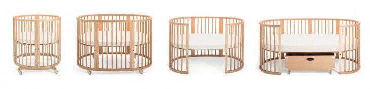 le lit sleepi de stokke lit volutif pinterest deco. Black Bedroom Furniture Sets. Home Design Ideas