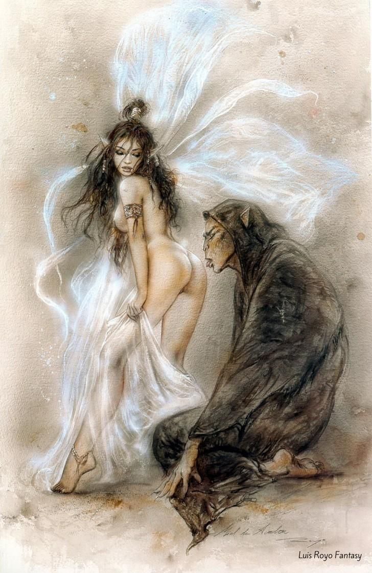image Erotic paintings of luis ricardo falero