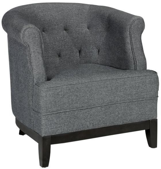 Emma Tufted Chair Accent Chairs Living Room