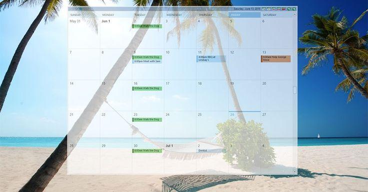 Όσοι χρησιμοποιούν τα ημερολόγια για να οργανώσουν την καθημερινή τους ζωή πρέπει να έχουν σε κοινή θέα σχεδόν όλο το χρόνο. Ωστόσο στον υπολογιστή θα πρέπει να ανοίξετε αρκετά παράθυρα για να μπορέσετε να δείτε το ημερολόγιό σας. Το Outlook on the Desktop λύνει το πρόβλημα και με τη βοήθεια του π μπορείτε να τοποθετήσετε το ημερολόγιο του Microsoft Outlook στην επιφάνεια εργασίας σας. Φυσικά τα οφέλη δεν σταματούν εκεί γιατί μπορείτε να εκμεταλλευτείτε και όλες τις άλλες λειτουργίες του…