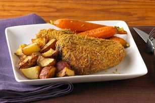 Rosemary Dijon Pork Chops -- One of the all time favorites for everyone in our family.