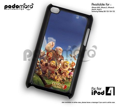 Clash Of Clans - ipod 4