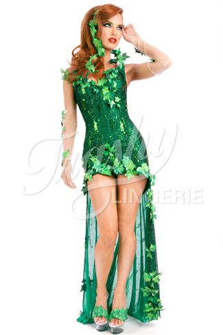 Trashy.com - Lingerie - panties - hosiery - swimsuit models - sexy lingerie - Poison Ivy Dress