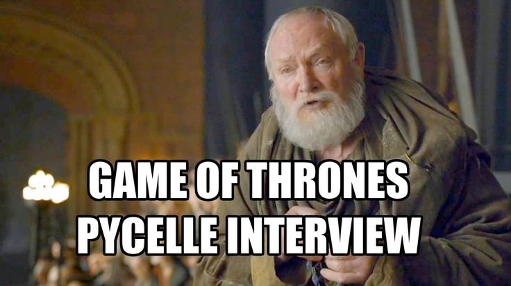Game of Thrones Purple Wedding Reaction & Season 5 Pycelle Interview - Julian Glover reveals his Purple Wedding reaction when he saw King Joffrey die, what it was like filming the Purple Wedding scenes and episode, Tyrion and Tywin's best moments, and whether we can expect him back for Game of Thrones Season 5.