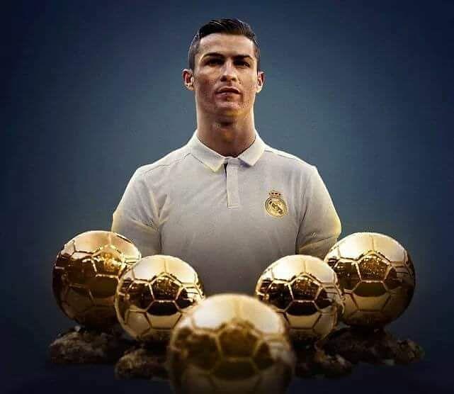 Image result for golden ball ronaldo