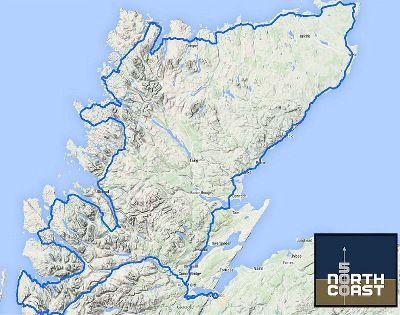 North Coast 500 | VisitScotland - interesting route round northern Scotland.
