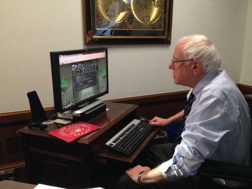 Senator Bernie Sanders ~ 2016 Democratic Candidate