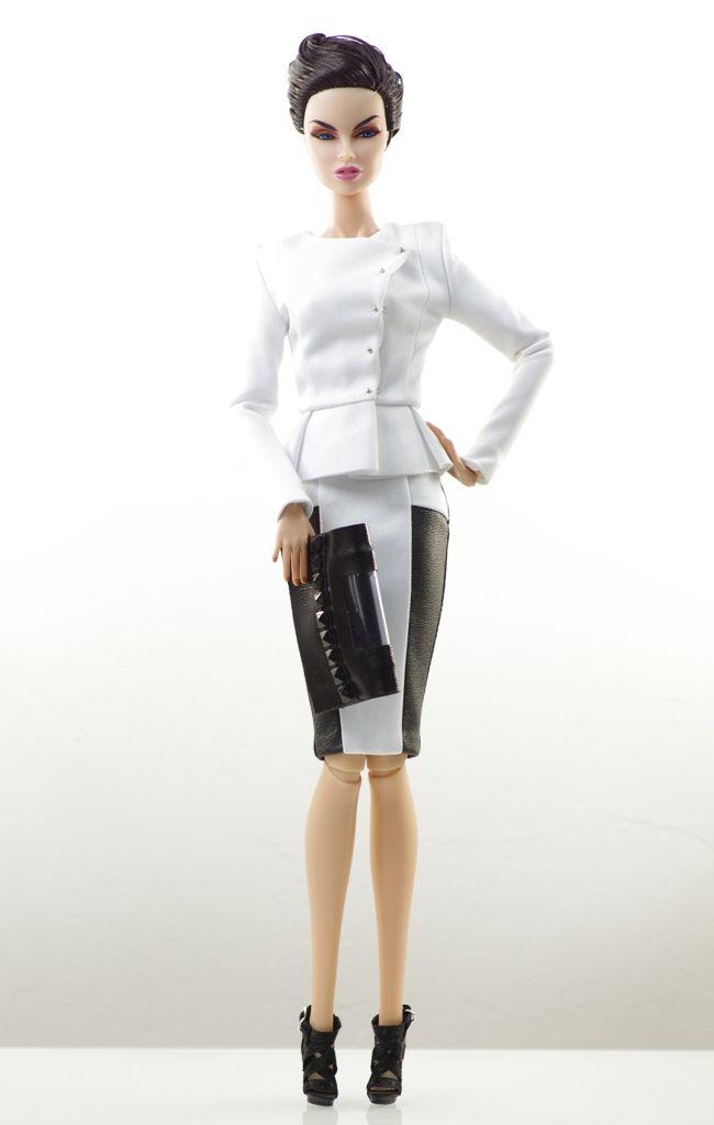 Barbie Barbie, Barbie Style, Barbie Clothes, Fashion Royalty Dolls, Fashion  Dolls, Art Dolls, Fashion Studio, Integrity, Work Wear