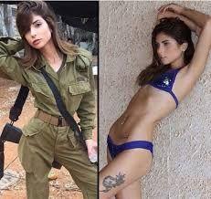 Znalezione obrazy dla zapytania IDF - Israel Defense Forces - Women