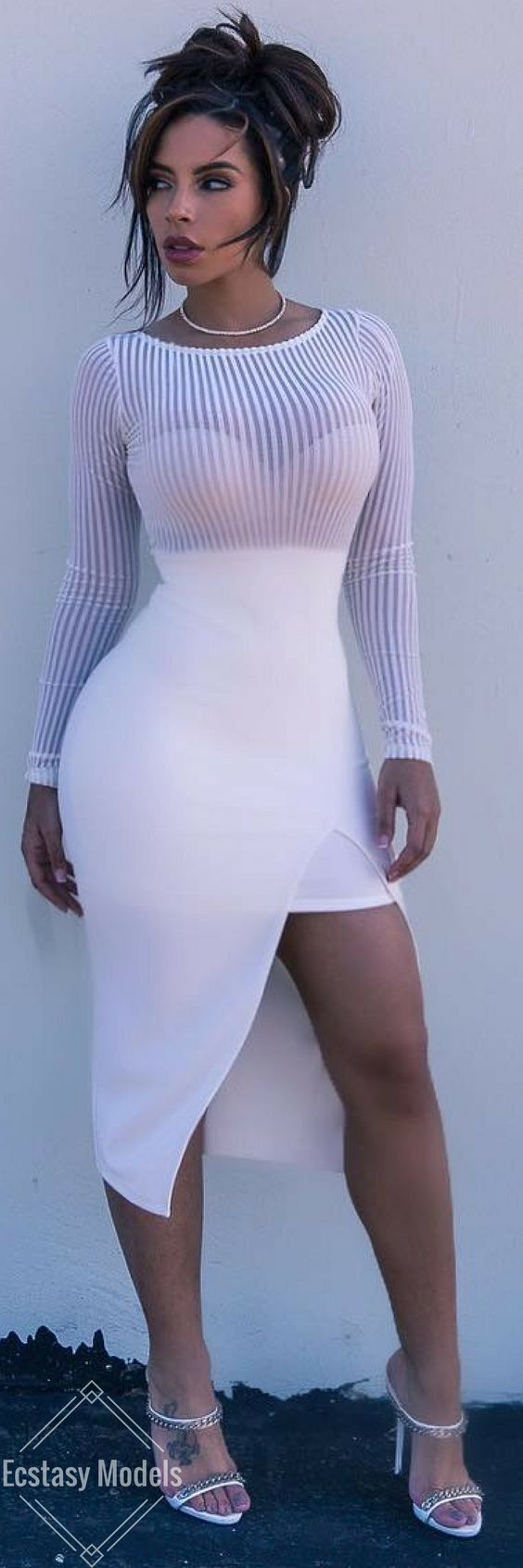 Dress by  zieboutique // Fashion Look by Jessica Killings