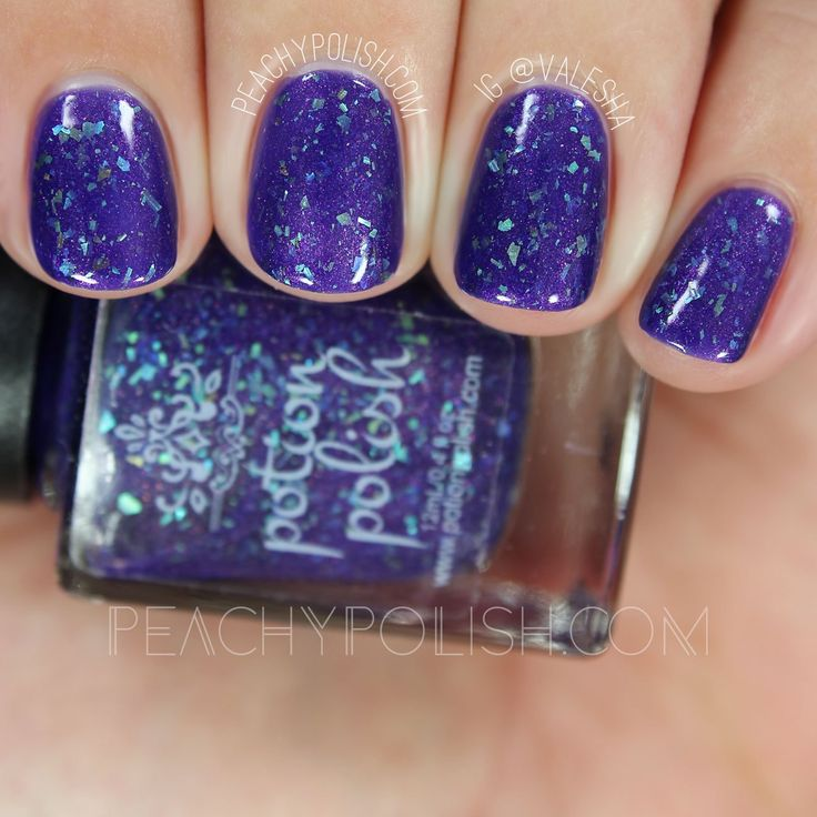 New York Summer Nail Polish: 42 Best Images About Potion Polish On Pinterest