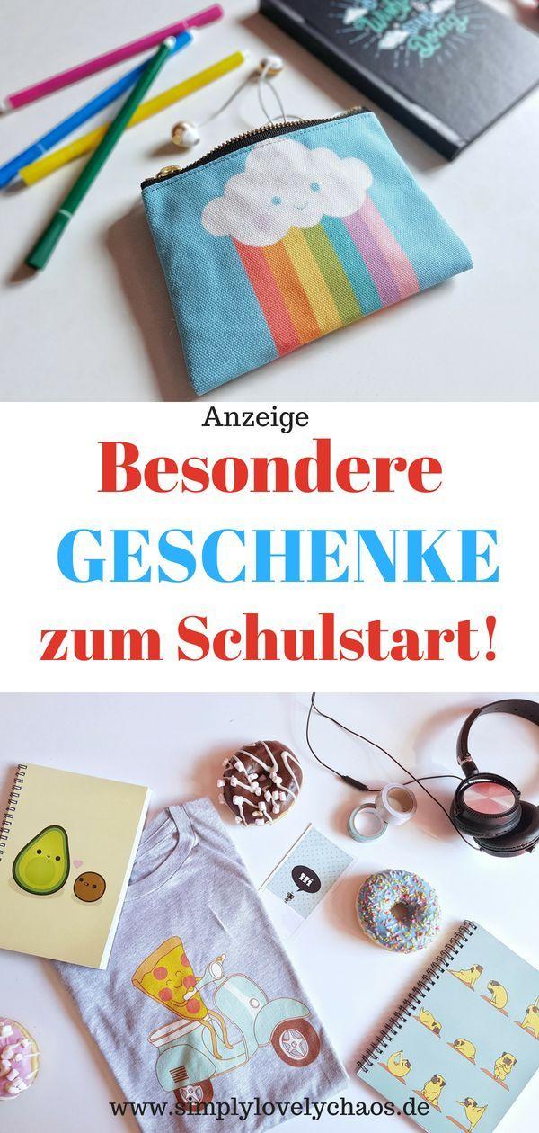 Anzeige: Coole Geschenke für Schüler- BACK TO SCHOOL mit Redbubble ...