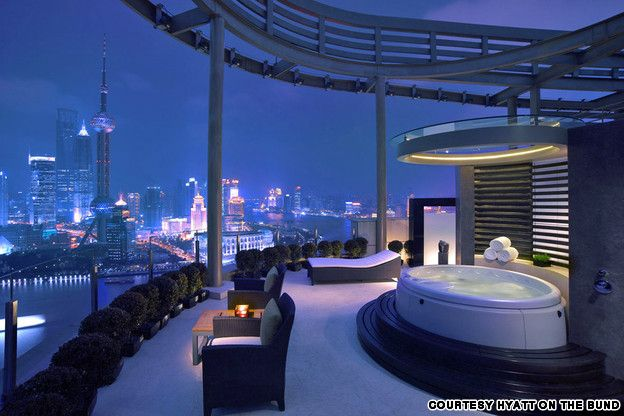 Hyatt на Бунд, Шанхай