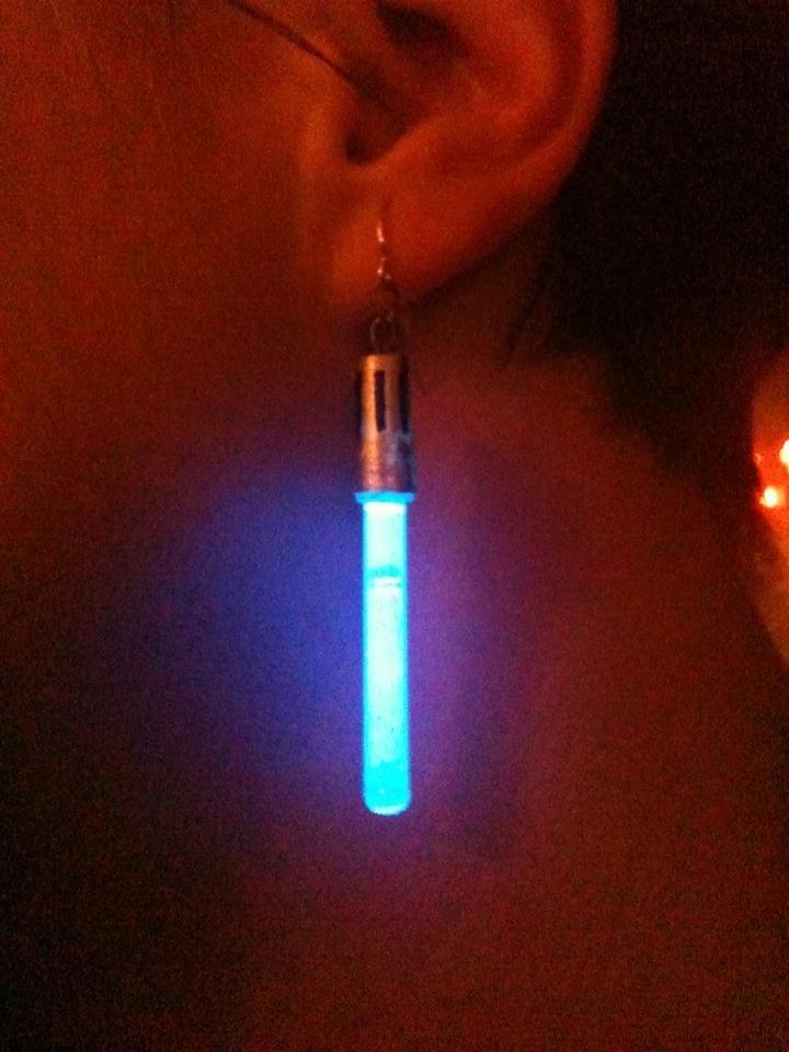 Light Sabers: these are awesome, although I really want red.