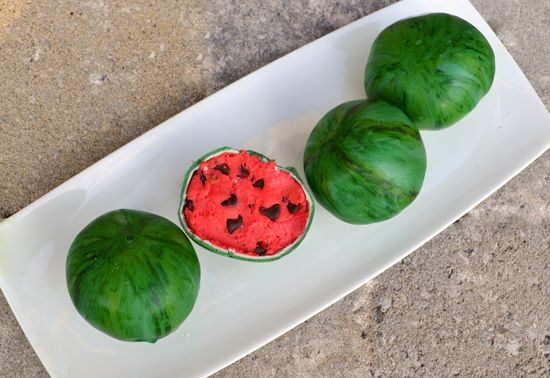 Watermelon Cake Recipe with Real Watermelon | Watermelon Cake Pops | Duhlicious