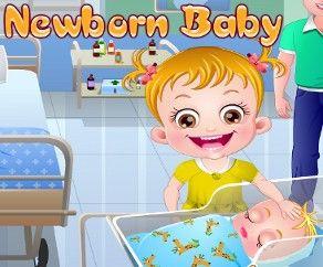 Baby Hazel Newborn Babyhazelworld Game