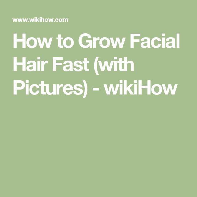 25 trending grow facial hair faster ideas on pinterest hair grow facial hair fast urmus Choice Image
