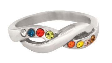 Young Women Values Ribbon Ring