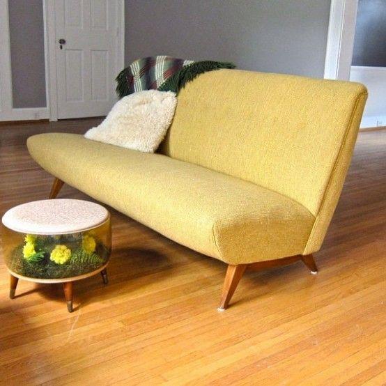 Die 25+ Besten Ideen Zu Yellow Sofa Design Auf Pinterest | Gelbe Couch,  Möbel