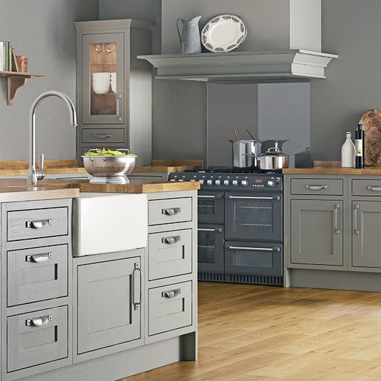 Just add doors - who knew replacement kitchen doors could look this good?