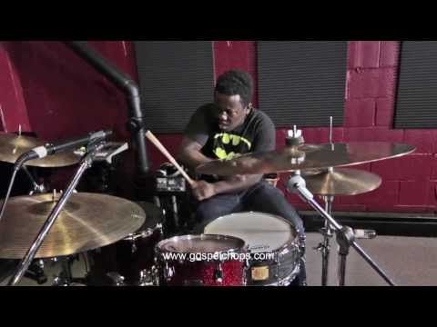 Duet Drums - THE BEST DRUM SHED EVER!!! @ GospelChops.com - YouTube. Don't let the slow start fool you!