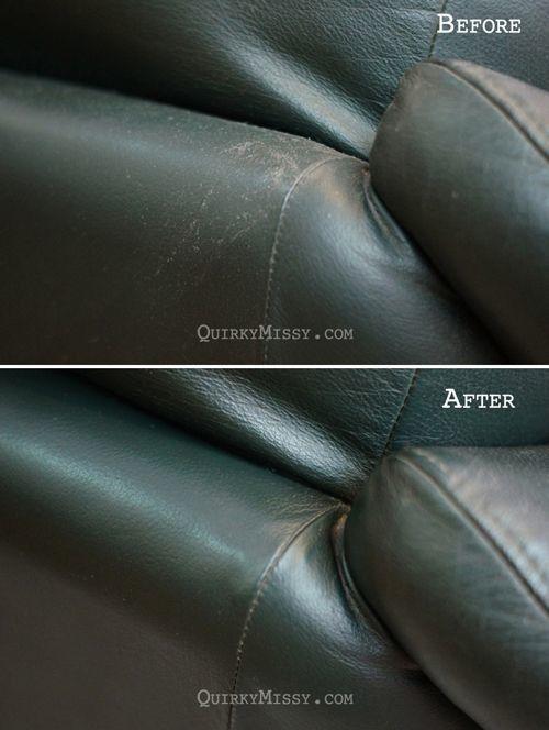 Les 25 meilleures id es de la cat gorie r paration de canap en cuir sur pinterest nettoyage - Reparer canape simili cuir griffe chat ...
