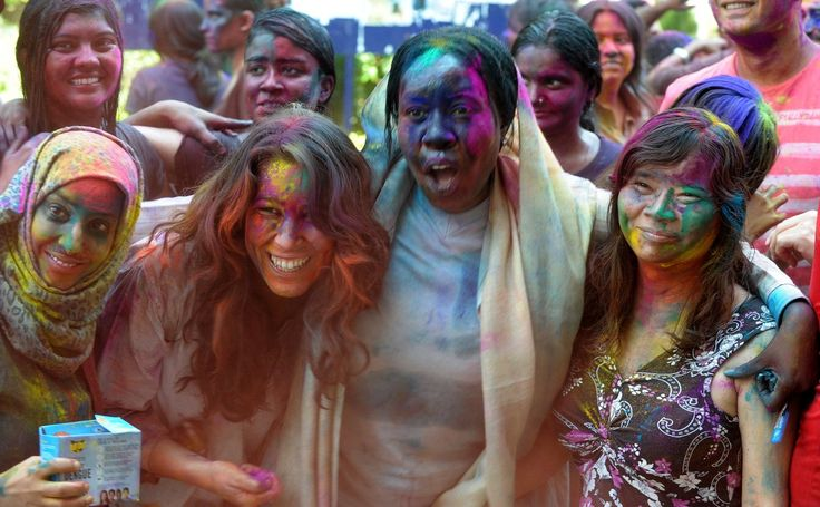 Holi 2014: Festival Of Colors Celebrates Spring (SONGS, PHOTOS)