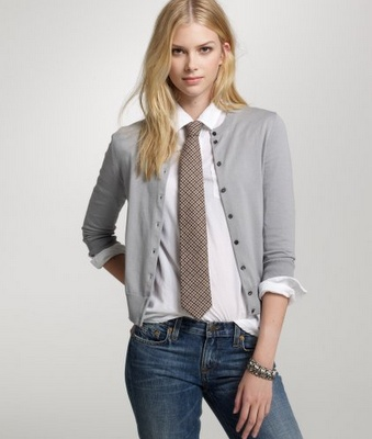 tie! I want this look!