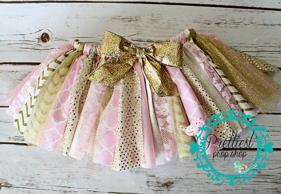 First birthday tutu outfits, First birthday outfits girl, smash cake outfit girl, Scrappy tutu, Pink tutu skirt, Toddler tutu skirts girl