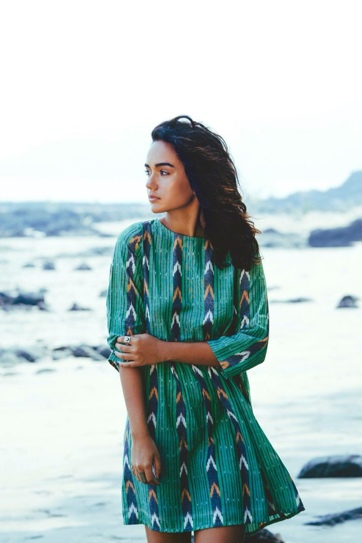 Summer Stories -The Ikat Story. on Behance