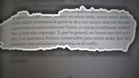 """""""Mirar atrás"""" 22/11/63 Stephen King"""