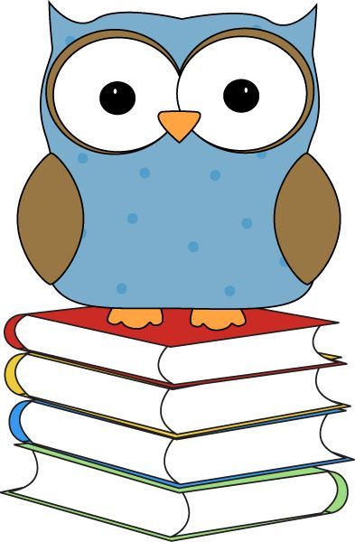 Free+Owl+Clip+Art | Polka Dot Owl Sitting on Books Clip Art - Polka Dot Owl Sitting on ...