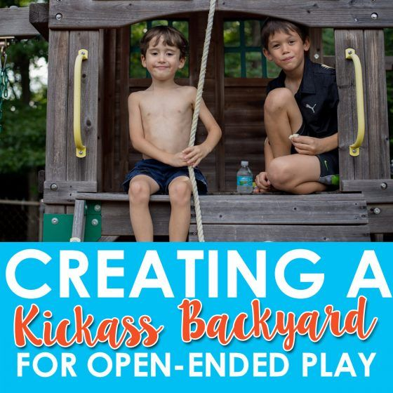 Creating a Kickass Backyard For Open-Ended Play » Daily Mom - https://www.lovemypet.club/creating-a-kickass-backyard-for-open-ended-play-daily-mom/