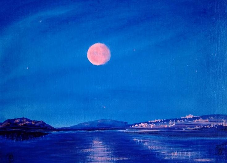 Ria Janta-Cooper - Pale Moon
