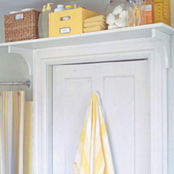 Space Saving Tips for the Tiny Bathroom