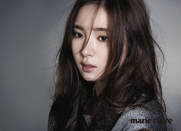 shin se kyung marie claire sept 2014