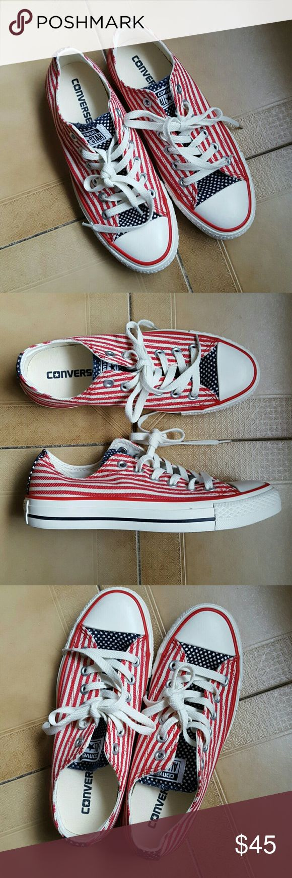 All Star Converse Unisex Sneakers Brand new. Women size 7 men size 5 Converse Shoes Sneakers