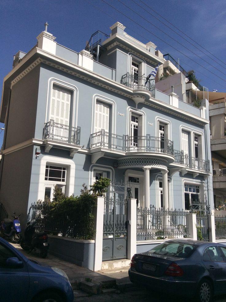 Αναστήλωση νεοκλασικού σε ναυτιλιακά γραφεία Καστέλα Πειραιά Nikolas Dorizas Architect Architettura IUAV Venezia Tel: +30.210.4514048 Address: 36 Akti Themistokleous – Marina Zeas, Piraeus 18537