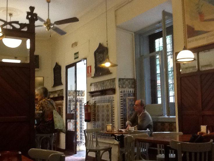 Bar de Madrid