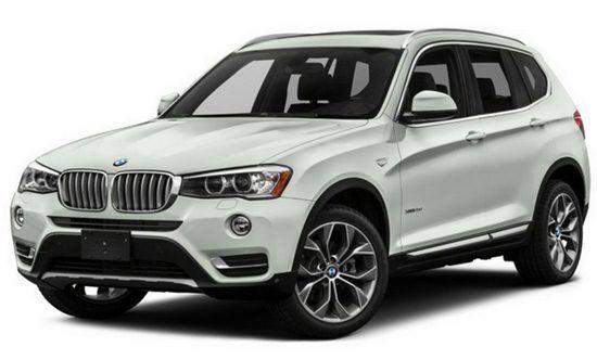 2018 BMW X3 Xdrive28i Review