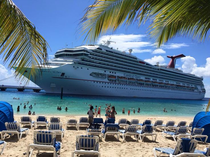 Carnival Glory Cruise Ship In The Bahamas   Cruiseu2693ufe0f ...