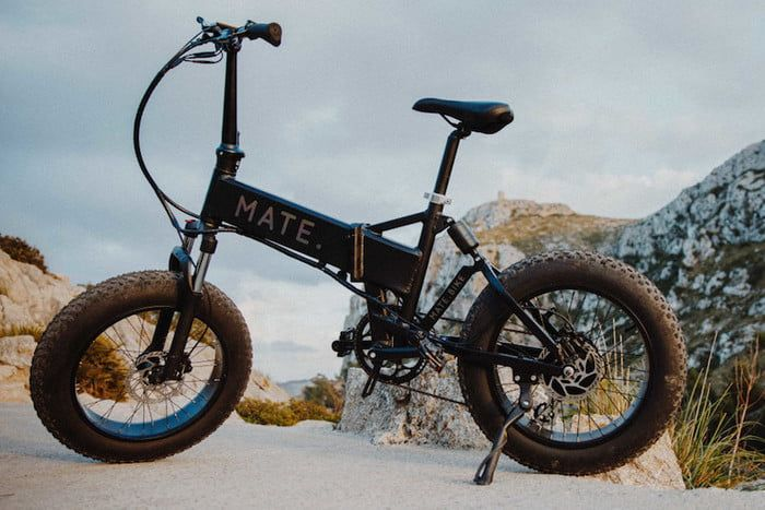 Mate X Is The Folding Ebike With A 55 Mile Range And Affordable Price Tag Digital Trends Ebike Digital Trends Electric Bike