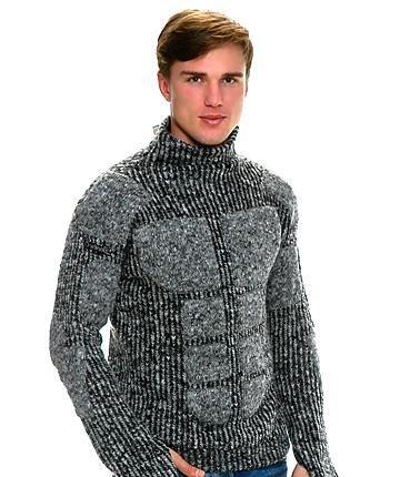 Как отличить мужские кашемировые свитера