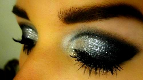 Cheer makeup. Miss it. However, I DO NOT miss getting glitter in my eye after warm-ups/tumbling and right before hitting the floor to compete..!