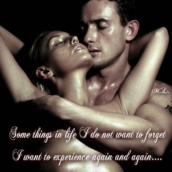 Na některé chvíle v životě nechci zapomenout chci je prožívat znova a znova