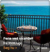 Skal den her udsigt være din til sommer? Få de bedste tilbud på ferieboliger ved stranden! #feriebolig #spanien #ferie #rejseinspiration Se mere på:  www.feriebolig-spanien.dk/18026