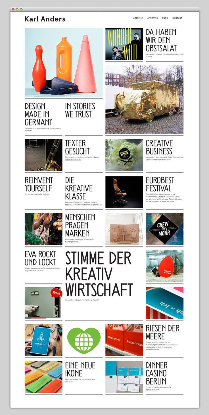 The Web Aesthetic — Karl Anders